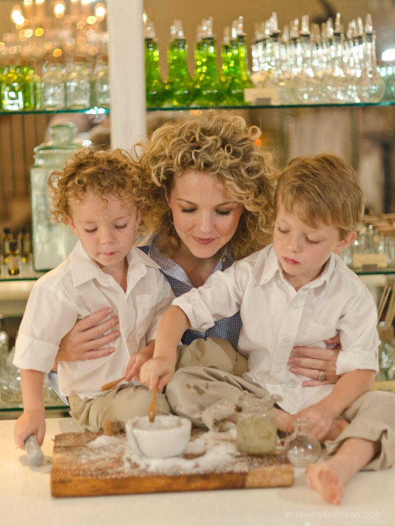 Jeni and boys 3